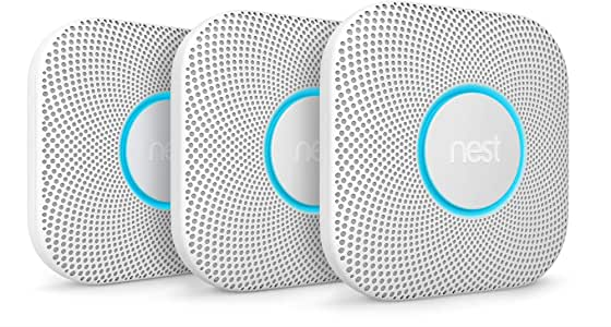 Nest Protect Alarmes incendies cdiscount